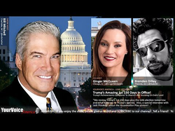 Bill Mitchell's June 15, 2017 show on Trump's.first 150 days in office