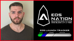 Track The EOS Launch Progress! | EOS Nation.