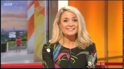 Holly Hamilton BBC Breakfast 25/10/17