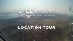 SteemFest² - Lisbon 1/2/3/4/5 November 2017 - Location Tour.