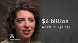 """Molly Ball on the                               PBS NewsHour                              : """"Do politicians get their money's worth from their consultants?"""""""
