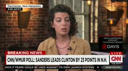 "Molly Ball: ""Younger Women Think                               Bernie Sanders                              Is A Better                               Feminist                              (Than                               Hillary Clinton                              )"""