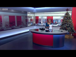BBC South Today Lunchtime News - 29.12.2016 (Emma Vardy)