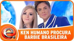 Programa Eliana (19/07/15) - Ken humano procura Barbie brasileira