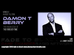 interview with Damon T. Berry - Fade 2 Black (episode 723: The Stargate Revealed) with Jimmy Church