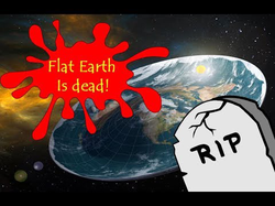 Damon T. Berry on the                               Flat Earth myth                              ​