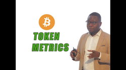 Token Metrics - A Data-Driven Approach to ICO Investing | ICO Forward Summit Key Note