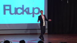 Rick Koleta speaks about entrepreneurship and learning from failure on April 15, 2016 at TEDx