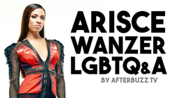 nterview with Arisce Wanzer: Why She Won't Change Herself for the Fashion Industry | LGBTQ&A