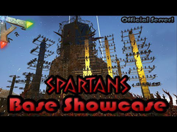 Spartans/Legacy Stronghold Showcase