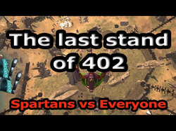 The Last Stand of 402: Spartans vs Everyone