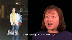 Lily Tang Williams' video running for U.S. Senate (October 16, 2016)