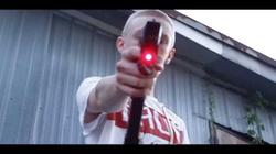 "Slim Jesus's ""Drill Time"" music video"
