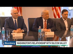 Bloomberg TV  : Trump and  Silicon Valley  : Can They Find Common Ground?