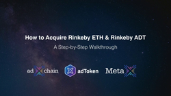Steps to acquire Rinkeby ETH and Rinkeby ADT in order to interact with adChain DApps on the Rinkeby Testnet.