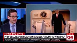 "Professor And Historian Julian Zelizer Argues that ""Donald Trump is Winning"""