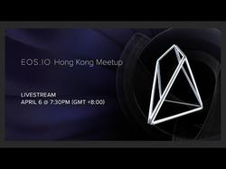 EOSIO Hong Kong Meetup Livestream 6 April 2018.
