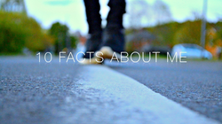 10 Facts About Me | Max Ragan