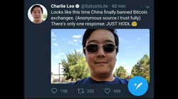 Interview of Charlie Lee where he talks about the direction of Litecoin for 2018.