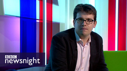 Who gets paid what at the BBC and why? - BBC Newsnight, Chris Cook