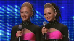 Rybka Twins reacting to ltheir Australia's Got Talent audition and semi-finals performance (Behind the scenes)