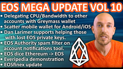 Colin Talks Crypto / Mega Update Show
