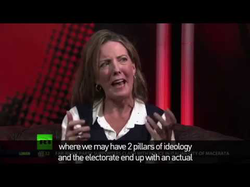 Caroline Frost talks about possibility of Corbyn vs Rees-Mogg