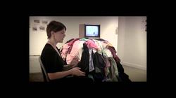 Corrina Mehiel talks about her MFA Thesis - April 2013
