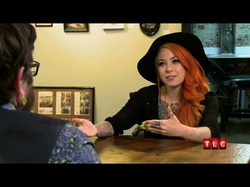 Megan Massacre's Worst Tattoo | America's Worst Tattoos
