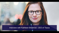 Fintech Podcast, Episode 138: Interview with Kathleen Breitman, CEO of Tezos.