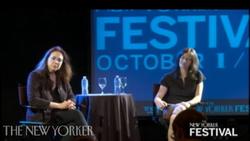 Lorrie Moore & Deborah Treisman in conversation - The New Yorker Festival - The New Yorker.