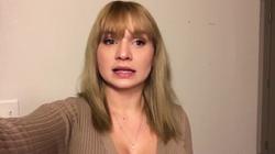 Zoie Burgher kicked out                               Celestia Vega                              for doing pornography