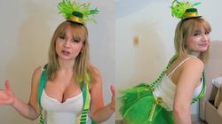 Twerkgrams, $20 twerks for St. Patrick's Day