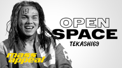 """Interview """"Open Space"""" de Tekashi69 (6ix9ine) pour le magazine                                                Mass Appeal                                sur                                 YouTube"""