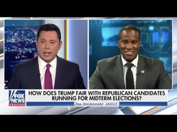 John James makes an appearance on The Ingraham Angle