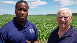 Wayne Wood's endorsement of John James