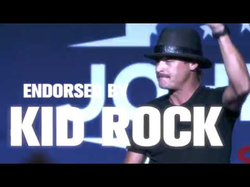 Kid Rock for John James