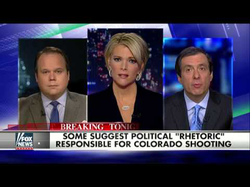 Fox News: Planned Parenthood shooting blame game heats up