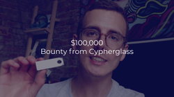 $100k Cypherglass EOS Hardware Wallet Bounty