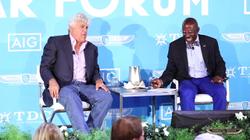 Pebble Beach Concours d'Elegance                              : Full Forum: Jay Leno & Donald Osborne at the 2017 Pebble Beach Classic Car Forum