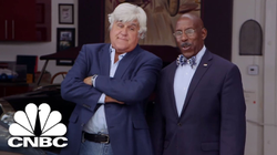 Jay Leno's Garage: What Are Jay Leno And Donald Osborne Dreaming About Now? | CNBC Prime