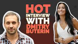 The Grandfather of Ethereum: Blockchain Entrepreneur                               Dmitry Buterin.