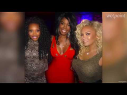 JuJu on Being Afro-Cuban and Friendships With                               Yandy Smith-Harris                               &                               Kimbella Vanderhee                               on                               Love & Hip Hop                              