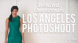 6pm Los Angeles Photoshoot: An Exclusive Look