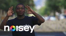Noisey                              documenting                               Lil B                              ​ and what it means to be based