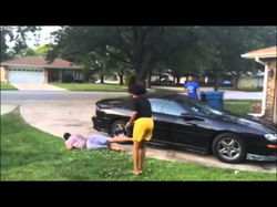 Girl throws boiling water on brother.