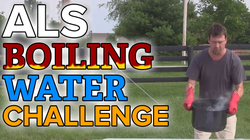 ALS Boiling Hot Water Challenge.