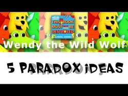 Wendy the Wild Wolf - Fun Theory - YouTube