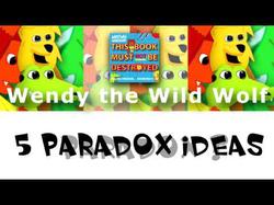 Wendy the Wild Wolf - Fun Theory - YouTube