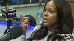 Sundy Carter's Interview at TheBreakfast Club Power 105.1(May 9, 2014)
